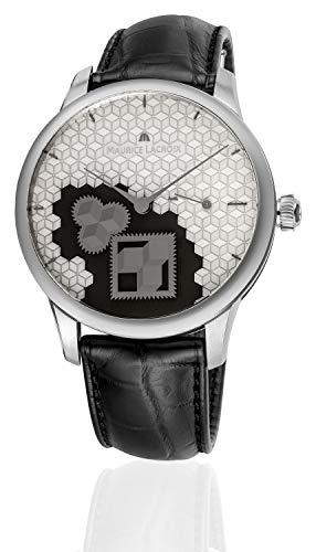 Maurice Lacroix Masterpiece Square Wheel Automatik Uhr, ML 156, Limited Edition
