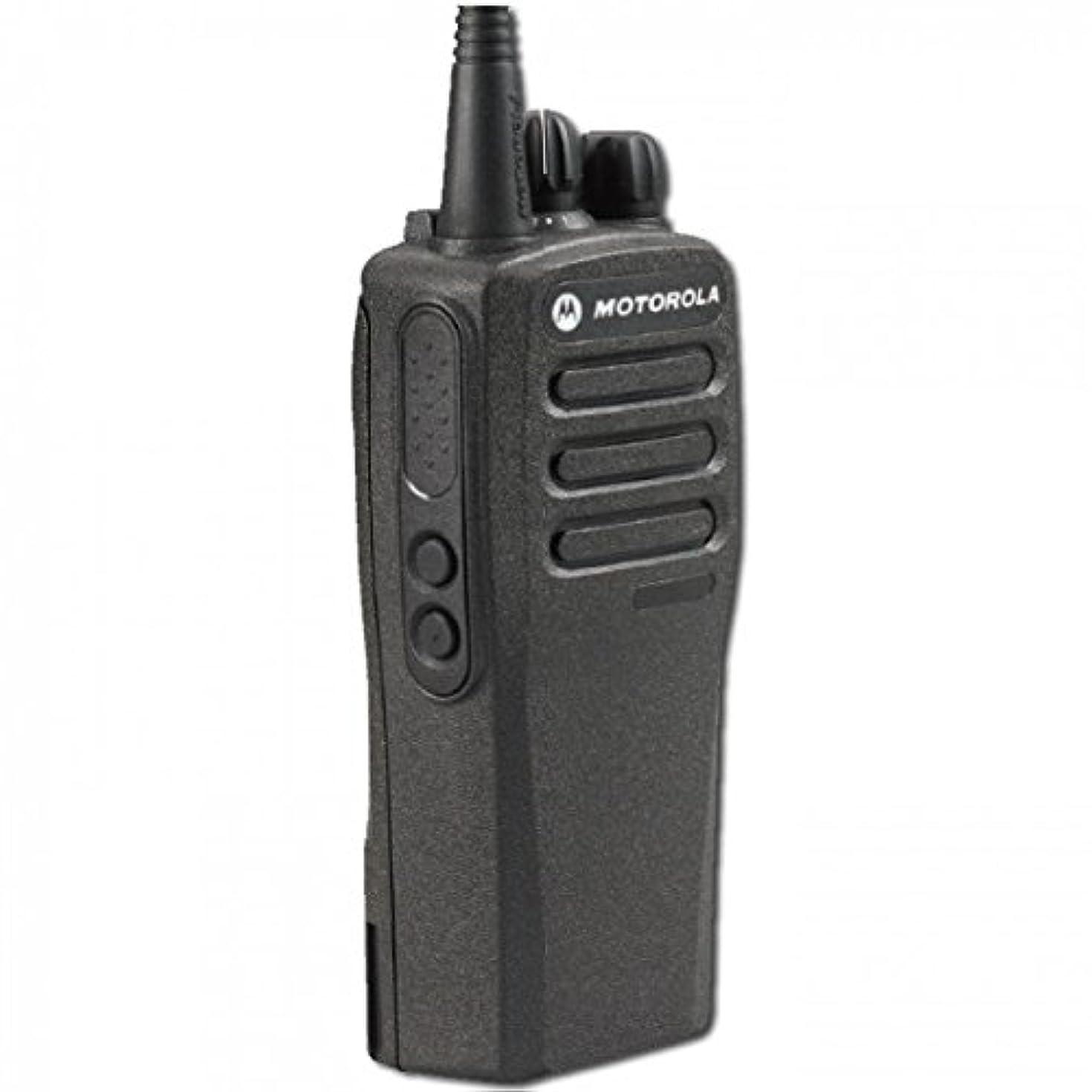 CP200D AAH01QDC9JC2AN Original Motorola Analog & Digital UHF 403-470 MHz Portable Two-way Radio 16 Channels, 4 Watts - Original Package - 2 Year Warranty …