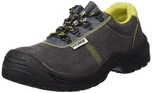MAURER 15011256 Zapatos de seguridad Valeria transpirable, talla 41