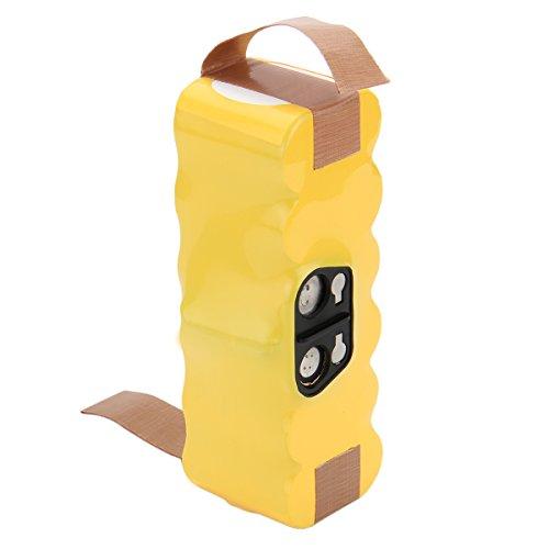 Exmate 14.4V 3800mAh Ni-MH Batería de repuesto para Roomba 80501 Apto para Roomba 500 600 700 800 Serie 510 520...