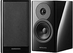 Dynaudio Evoke 10 Monitor Speaker - Pair - Gloss Black