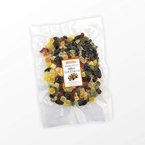 ドライフルーツミックス ミックスフルーツ (150g) 9種類の贅沢ドライフルーツ 女性に嬉しい果物サプリメント ビタミン、食物繊維、鉄分、カリウム、ポリフェノール