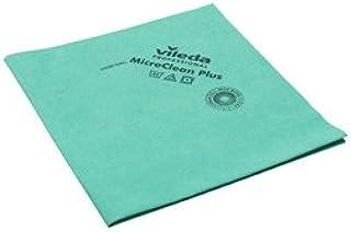 Vileda MicroClean Plus zielona ściereczka z mikrofibry 40 x 45 cm 5 sztuk