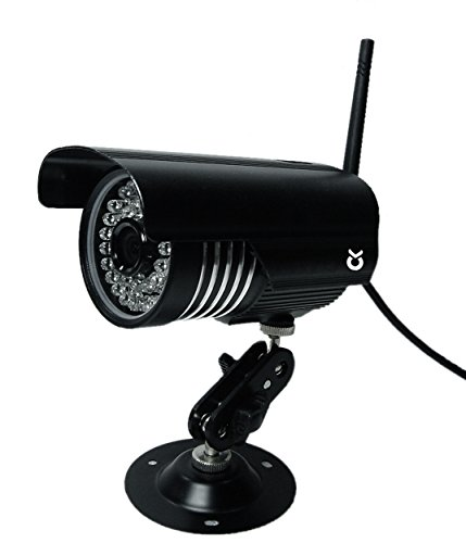 Kerbl 1086 Kameraset inklusiv Antenne und Zubehör 2,4 GHZ