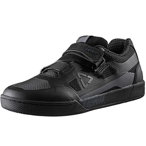 Leatt 5.0 Clip Adult MTB Cycling Shoes - Granite / 7