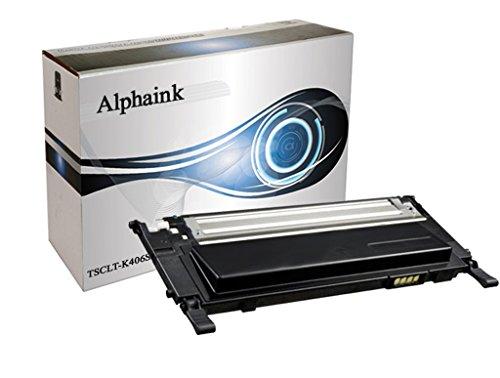 Toner Alphaink AI-CLT-K406S Compatibile con Samsung CLP-360 365 CLX-3300 3305 SL-C460W Xpress C460