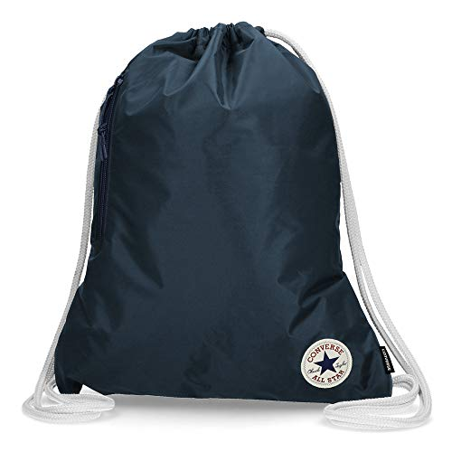 Converse Unisex Turnbeutel Cinch Gym Bag Navy (blau)