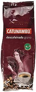 Catunambú - Descafeinado de Grano Tostado, Café, 250 Gramos