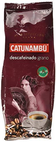 Catunambú, Café de grano tostado (Descafeinado) - 250 gr.