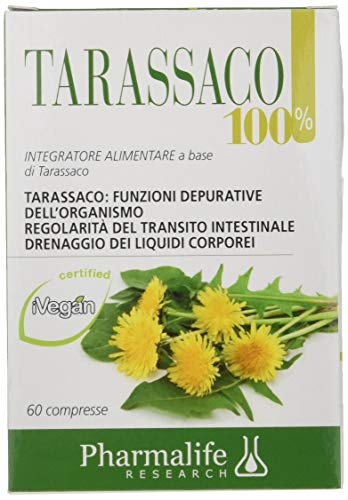 tarassaco integratore