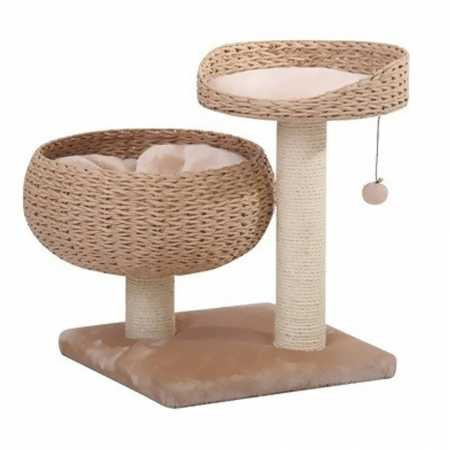 PetPals Hand-Made Wicker Cat Tree Review