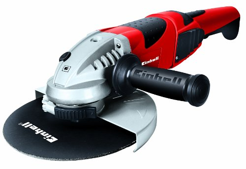 Einhell TE-AG 230/2000 230mm Angle Grinder with Disc