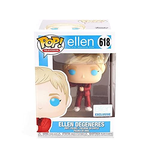 Funko Ellen Degeneres con Ojos Azules Exclusivo
