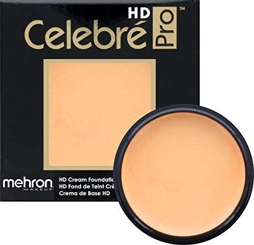 Mehron Makeup Celebre Pro-HD Cream Face & Body Makeup (0.9 oz) (LIGHT 3)