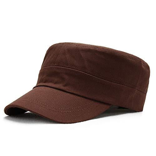 Ambysun Unisex Clasico Sombrero de Militares Gorra de Béisbol de algodón Sombrero...
