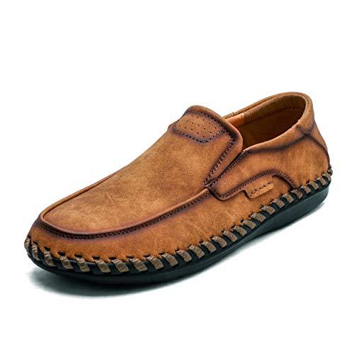Mocasines Hombre cómodo Split Pisos otoño Zapatos