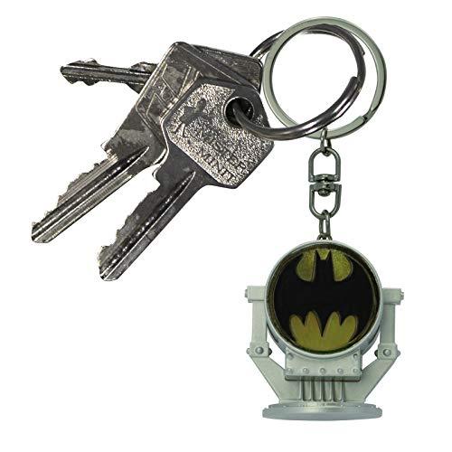 BATMAN Bat-Signal Unisex Schlüsselanhänger Multicolor