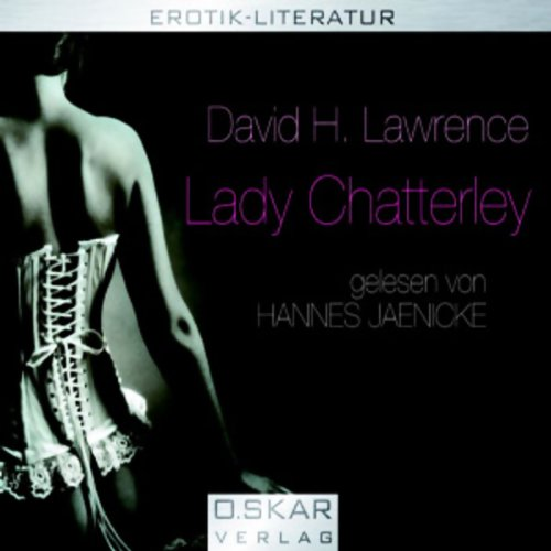 Lady Chatterley audiobook cover art