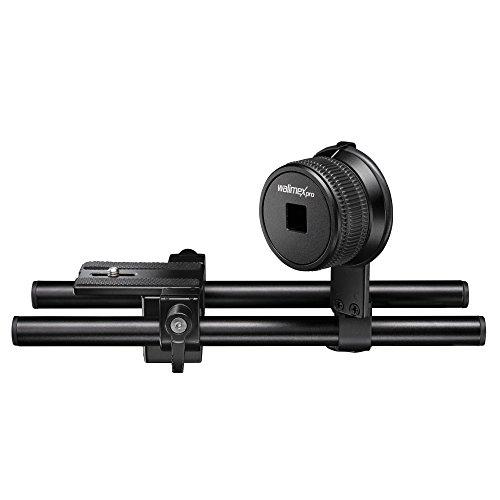 Walimex Pro Friction Follow Focus Rig para vídeo Rig (15mm)
