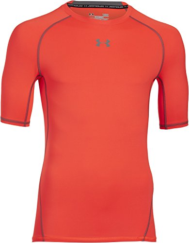 UNDER ARMOUR t-shirt hg compr. UOMO T-SHIRT FIT