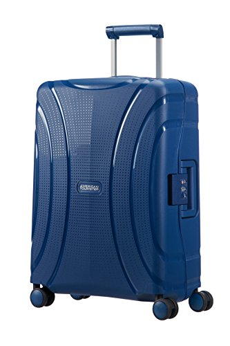 American Tourister Lock'N'Roll spinner, Azul (Nocturne...