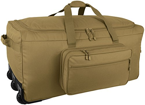Coyote 36' Military Wheeled Monster Bag