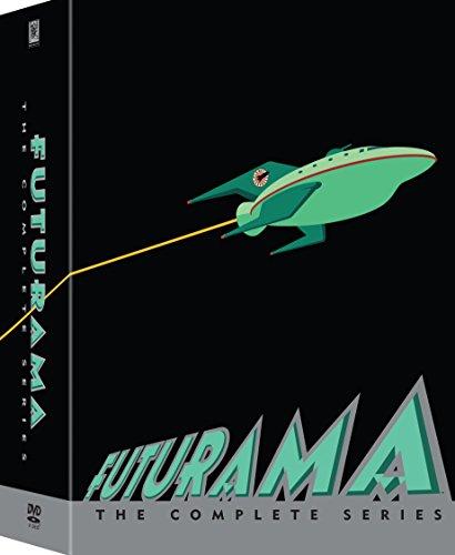 Futurama Complete Collection Seasons 1-8