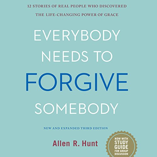 Everybody Needs to Forgive Somebody audiobook cover art