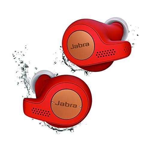 Jabra Elite Active ** True Wireless Earbuds and Charging Case (Copper Red)