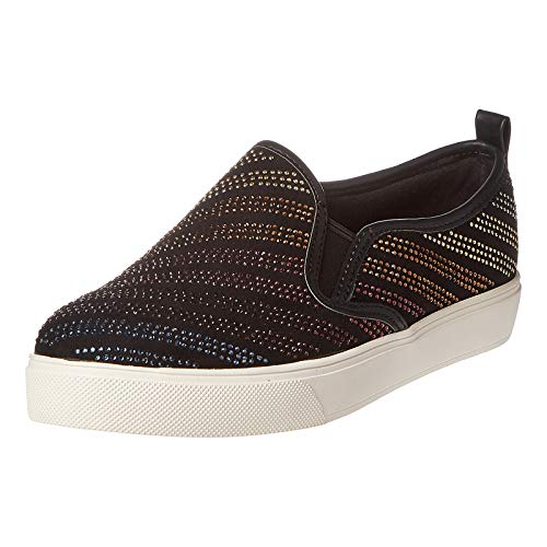 ALDO Damen DROESA90 Slip On Sneaker, Schwarz (Black Multi 90), 40 EU