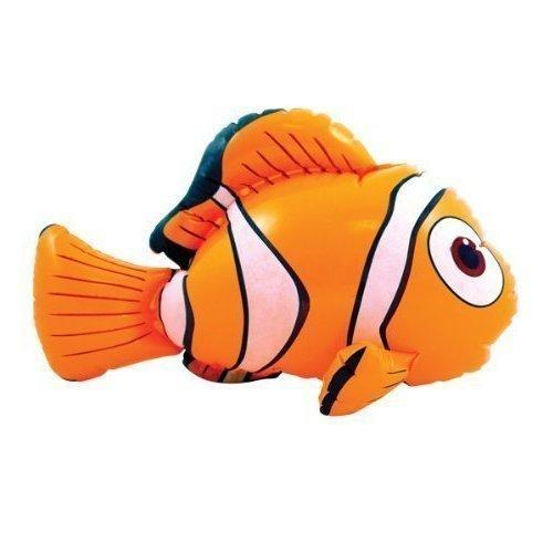 Nemo - Pez de payaso hinchable (2 unidades, 45 cm)