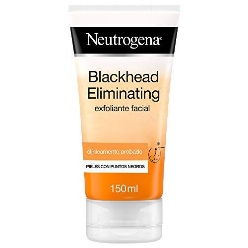 Neutrogena Blackhead Eliminating Tónico Limpiador con Ácido Salicílico Purificante, Pieles con Puntos Negros, 150 ml