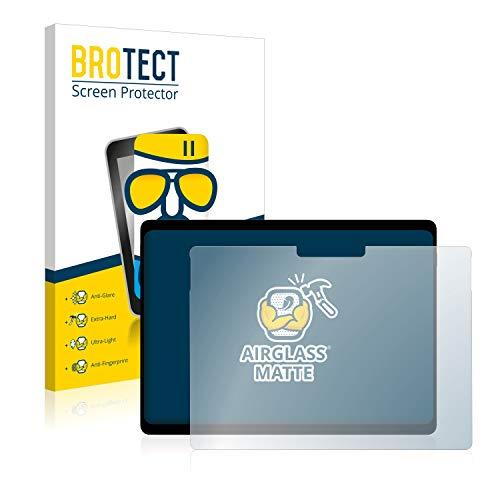 BROTECT Entspiegelungs-Panzerglasfolie kompatibel mit Microsoft Surface Pro X - Anti-Reflex Panzerglas Schutz-Folie Matt