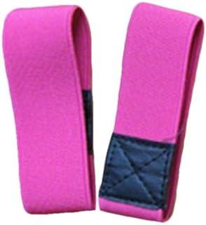Shoelaces Women Smiple Colored Elastic Band Shoe Strap Solid Color Shoelace for Ladies High Heel Shoes Accessories 2 * 20cm