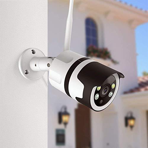 Skdvy 1080P Cámara IP inalámbrica WiFi cámara de Seguridad CCTV App Noche Vision Control Impermeable al Aire Libre de Dos vías de Audio (Sensor Size : 1080P CAM)