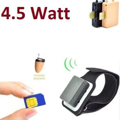 New mini micro Spy Earpiece invisible GSM wireless Bluetooth da Covert Bug