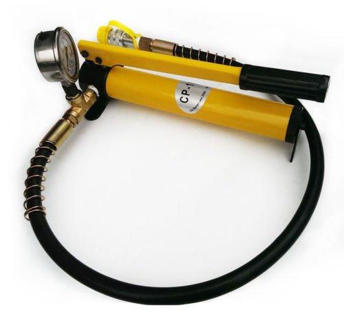 MXBAOHENG CP-180 180 kg/cm?Handbediening hydraulische pomp met drukmeter