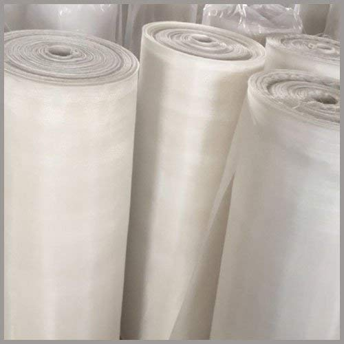 25 High order Micron Nylon Mesh Max 64% OFF Filter Sheet Polyester Off-White Woven