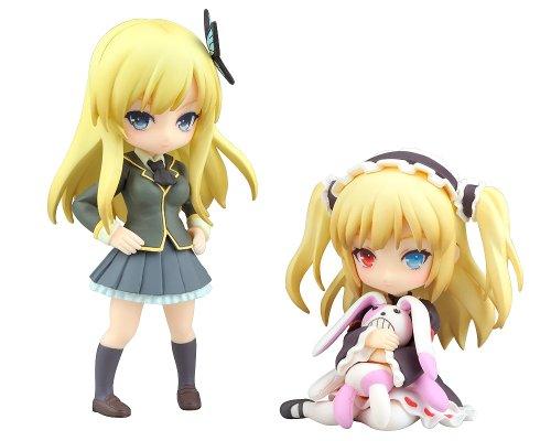 Boku wa Tomodachi Ga Sukunai: Kashiwazaki Sena & Hasegawa Kobato Twin Pack Nendoroid figurine Set