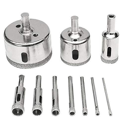 Drill Bit 20pcs Mini Drill Bit High Speed Steel Micro Twists Drill Bit Set 0.3mm-1.6mm