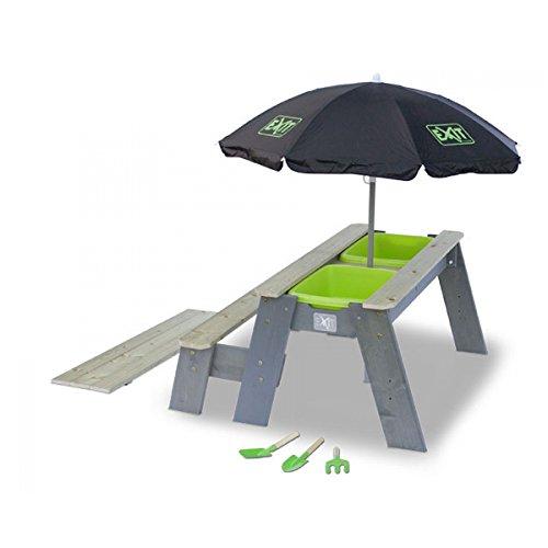Exit - Spieltisch + Werkzeug - Holz