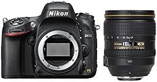 Nikon D610+ 24–120VR