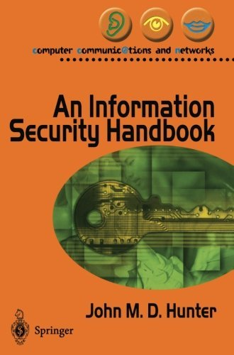 An Information Security Handbook (Computer Communications and Networks) (English Edition)