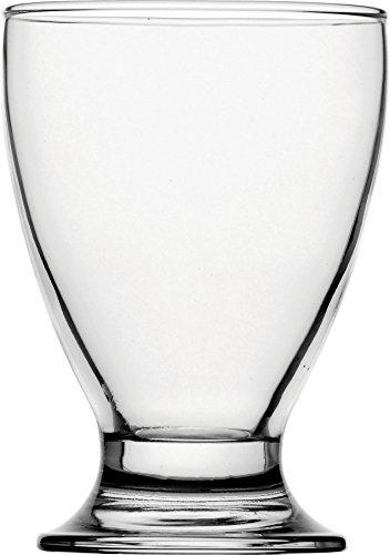 Utopía p41012Cin Cin copas de vino, 6,75oz, 20cl, color rojo (Pack de...