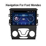 Sync 2//3 RUIYA Protector de pantalla de vidrio templado para Ford Tourneo Courier sistema de navegaci/ón,Crystal Clear HD pel/ícula protectora-8 Pulgadas 2013-2017