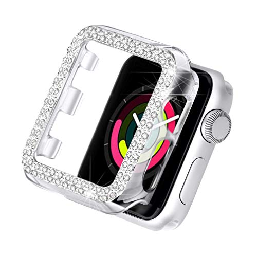 SECBOLT Apple Watch Case for Series 5, 4, 3, and 2