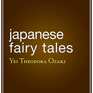Japanese Fairy Tales cover art