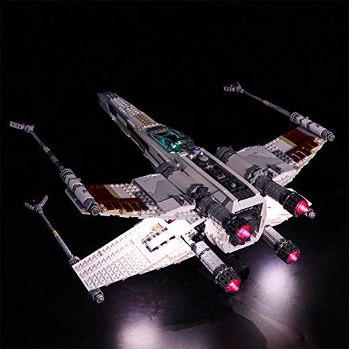 TETAKE Licht Beleuchtung LED Beleuchtungsset für Lego 10240 - Red Five X-Wing Starfighter (Nicht Enthalten Lego Modell)