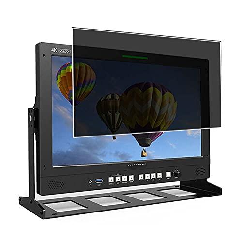 Vaxson Protector de Pantalla de Privacidad, compatible con CAME-TV LLP-Q15 15.6' [no vidrio templado] TPU Película Protectora Anti Espía