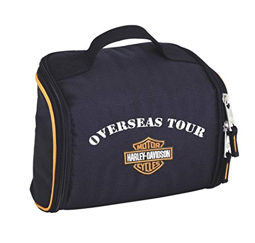 Harley-Davidson Deluxe Fabric Toiletry Bag - Overseas Tour